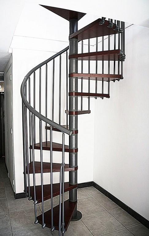 faire le choix d 39 un escalier h lico dal. Black Bedroom Furniture Sets. Home Design Ideas