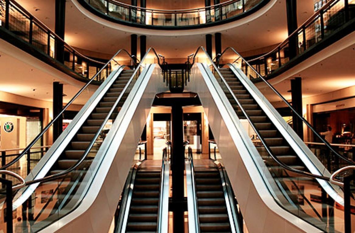 Fabuleux Faire le choix d'un escalier mécanique, escalator MU16